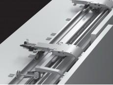 CCO Sistem 2 usi coplanare Slider M70-FLEX, 2131-2530mm